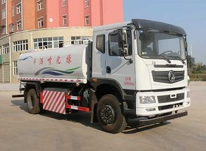 东风新能源(天然气)15吨洒水车