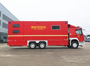 消防 宿营车 后勤保障车图片