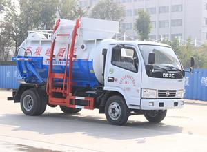 国六  东风D6  4方  餐厨垃圾车