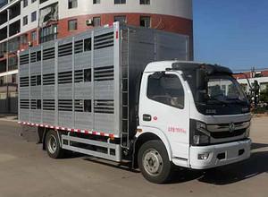 东风多利卡D7 畜禽运输车(生猪活猪运输车)