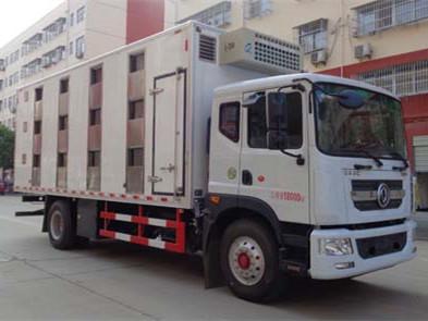 东风多利卡D9 雏禽运输车(猪仔运输车)