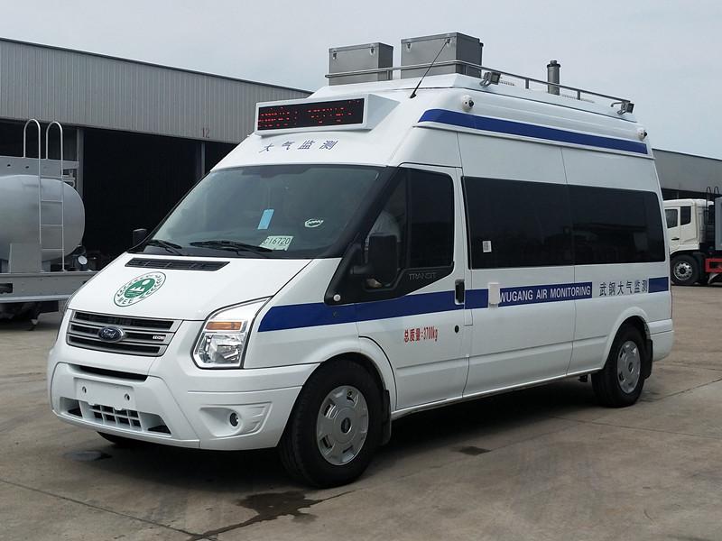福特 大气检测车(流动服务车)