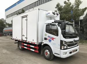 国六 东风凯普特 冷藏车 (厂家 报价 直销 冷藏 运输 车 厢长4.2米)