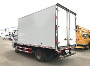国六 东风凯普特 冷藏车 (厂家 报价 直销 冷藏 运输 车 厢长4.2米)图片