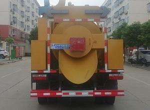 6吨道路综合养护车(沥青路面养护车)图片