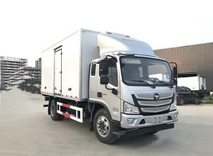 福田 欧马可s3 5.6米 冷藏车 厂家 报价 直销