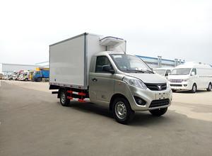 福田 祥菱V1 2.8米 小型 冷藏车 厂家 价格 直销