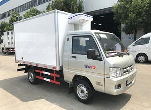 福田 驭菱  2.6米 小型 冷藏车 厂家 价格 直销
