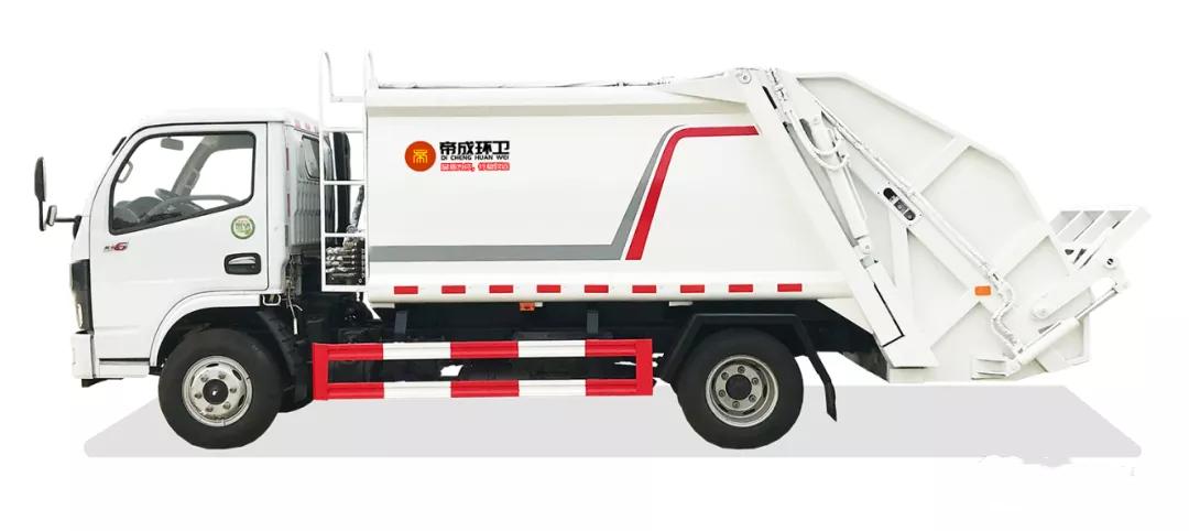 后装压缩式垃圾车与侧装压缩式垃圾车区别