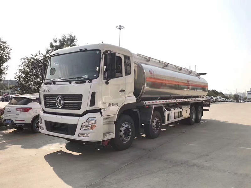 东风天龙20方油罐车 运油车 槽罐车