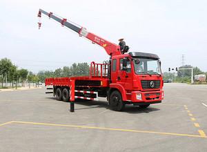 东风锦程12吨四节臂随车吊裸车最低价格
