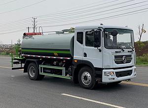北京环保东风多利卡D9 12吨洒水车展示视频
