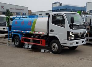 北京环保洒水车一东风多利卡5吨洒水车图片